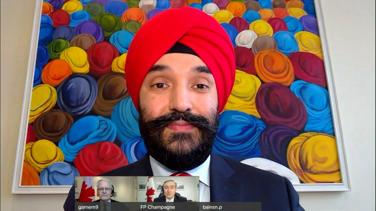 Navdeep Bains on leaving politics: 'It's time for me to put my family first' 1