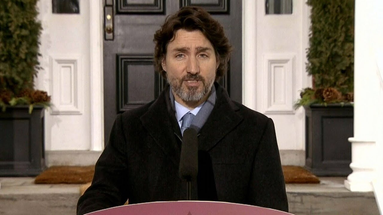 Trudeau reflects on Bains' political career: 'We will miss him around the cabinet table' 1