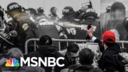 Too Much Or Not Enough? Securing Biden Inaugural After Capitol Riot | The 11th Hour | MSNBC 3