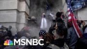 WAPO: Trump Watched Riot On TV Instead Of Trying To Stop It | The 11th Hour | MSNBC 4
