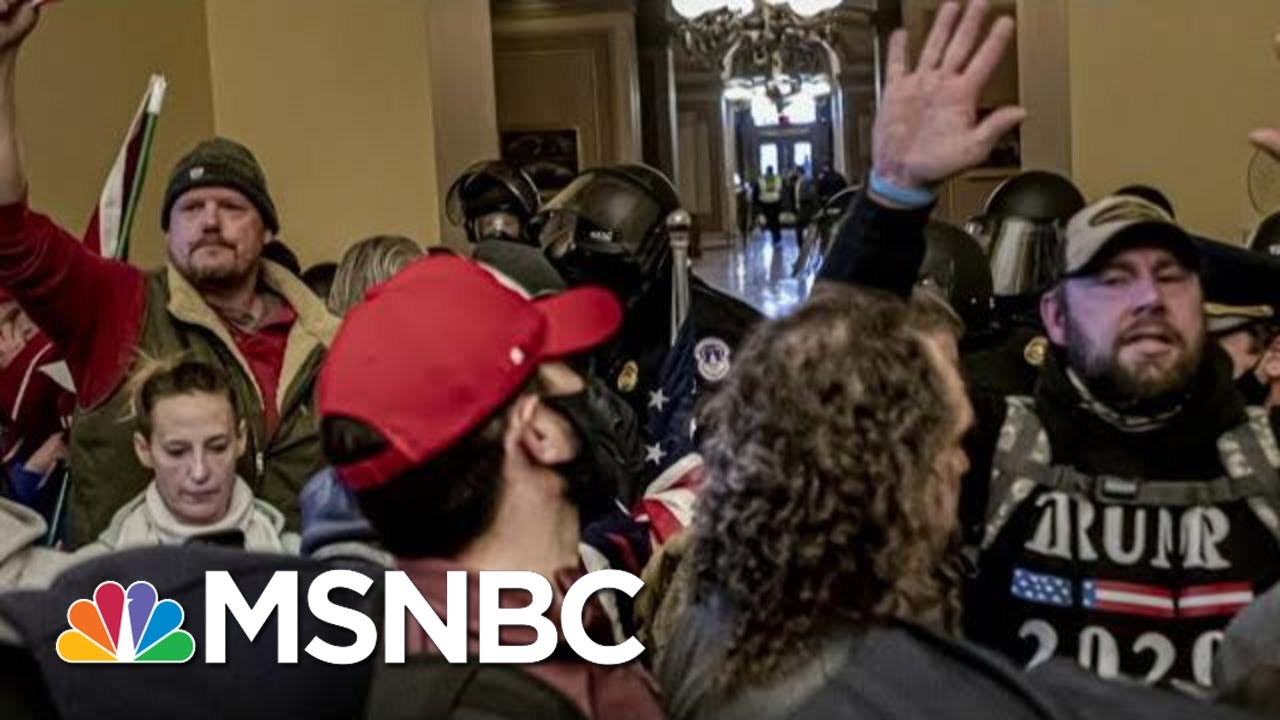 'Seditious Conspiracy' And The Capitol Hill Attackers | Morning Joe | MSNBC 1