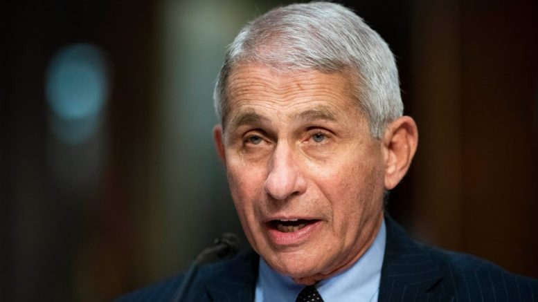 'The deaths are real': Dr. Fauci dismisses Trump's claim that COVID-19 is exaggerated 1
