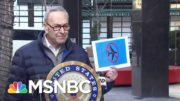 Schumer Calls For Capitol Rioters To Be Added To The 'No-Fly' List | MSNBC 2