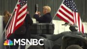 Trump Signs Texas Border Wall | Ayman Mohyeldin | MSNBC 3