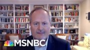 Tim O'Brien: Trump's Brand Is 'Associated With Violence & Insurrection & Hatred' | Deadline | MSNBC 4