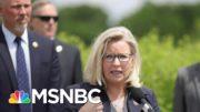 Breaking News: Rep. Liz Cheney To Vote For Trump Impeachment | Deadline | MSNBC 4
