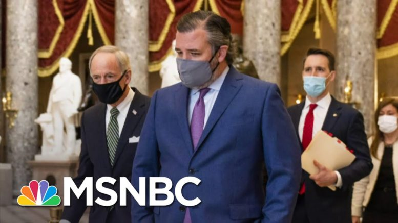 How Republicans Fanned The Flames Before The Capitol Hill Insurrection | The ReidOut | MSNBC 1
