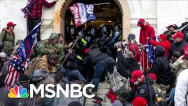 Rep. McGovern: Capitol Rioters Had 'Hate In Their Eyes' | All In | MSNBC 6