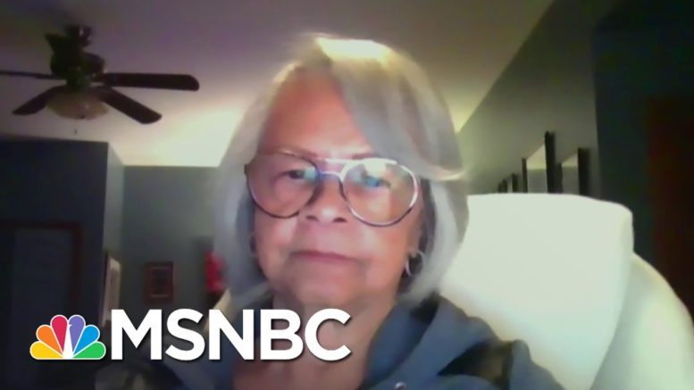 Rep. Bonnie Watson Coleman Tests Positive For COVID After Republicans' | The Last Word | MSNBC 1