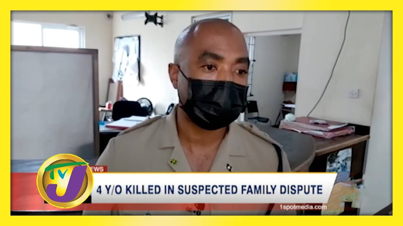 4 Year Old Killed in Suspected Family Dispute - January 11 2021 1