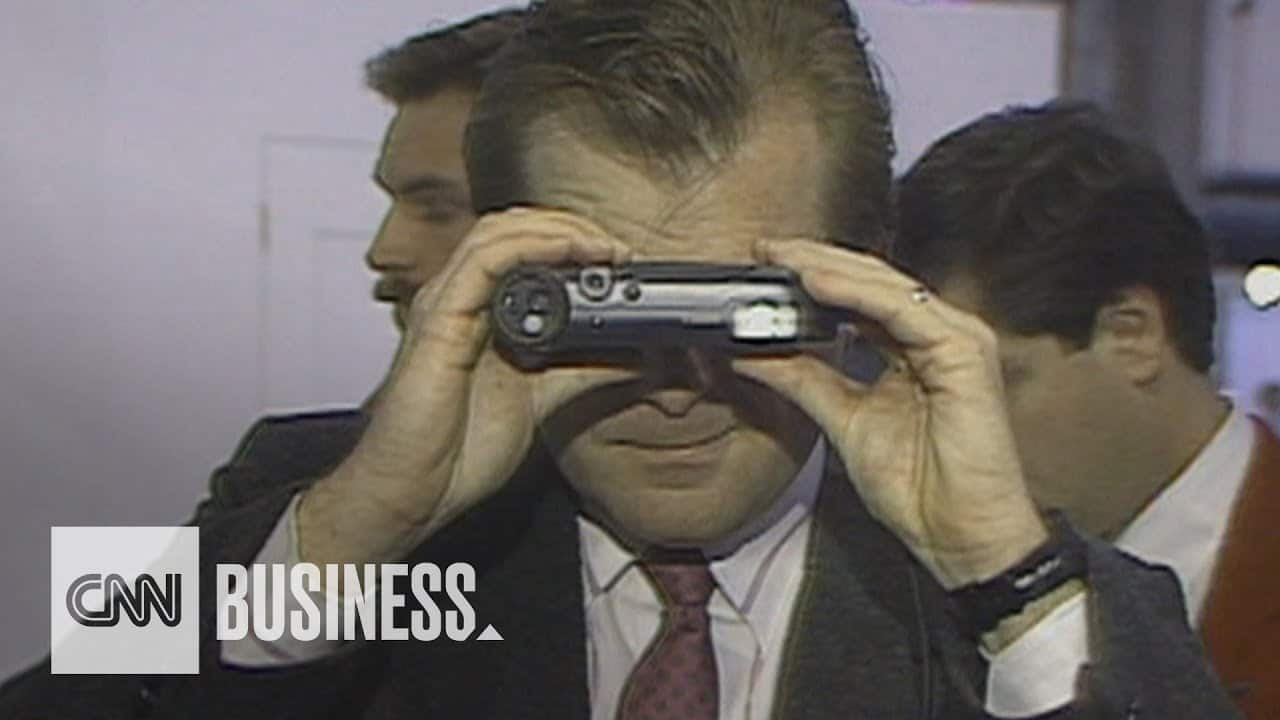 1989: CES shows off HD TVs and CDs as the future of tech 1