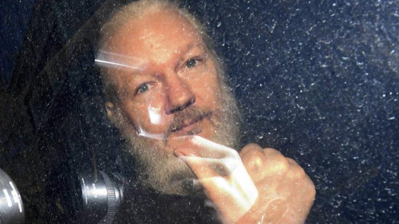Timeline of Julian Assange's legal battles 1