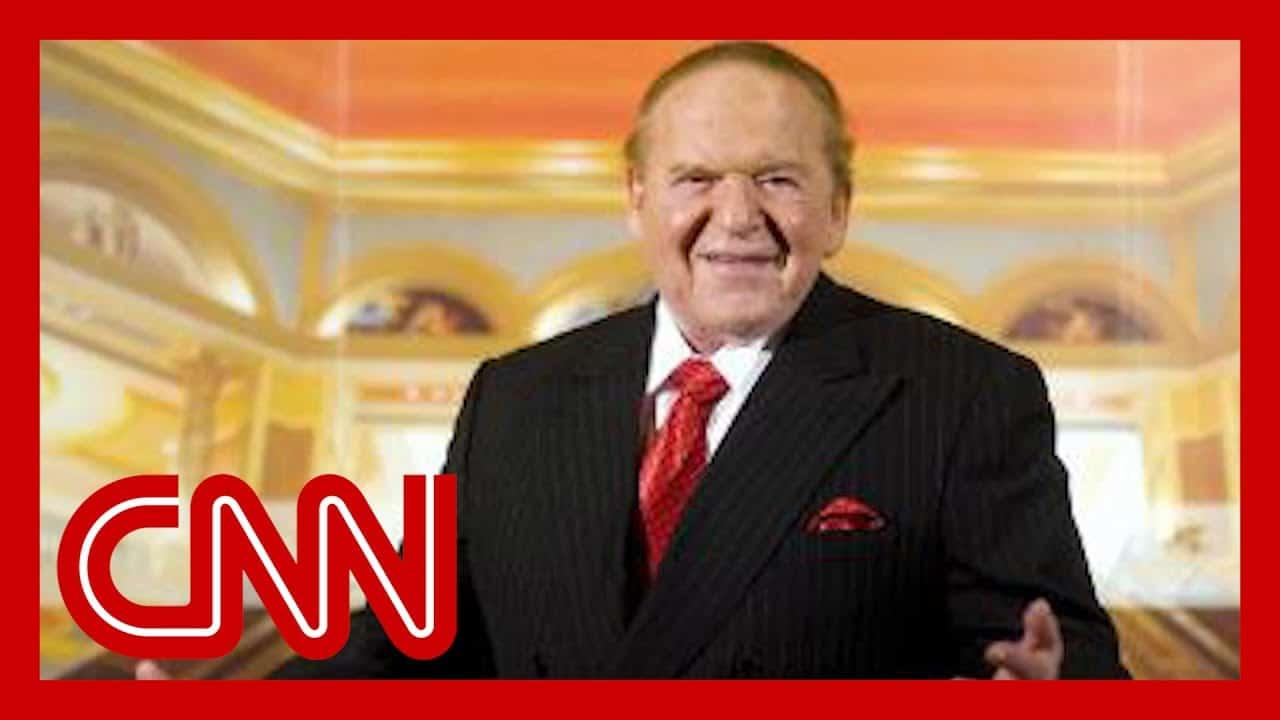 Sheldon Adelson, casino mogul and GOP kingmaker, dies 1