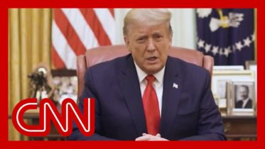 Trump releases video after being impeached again 6
