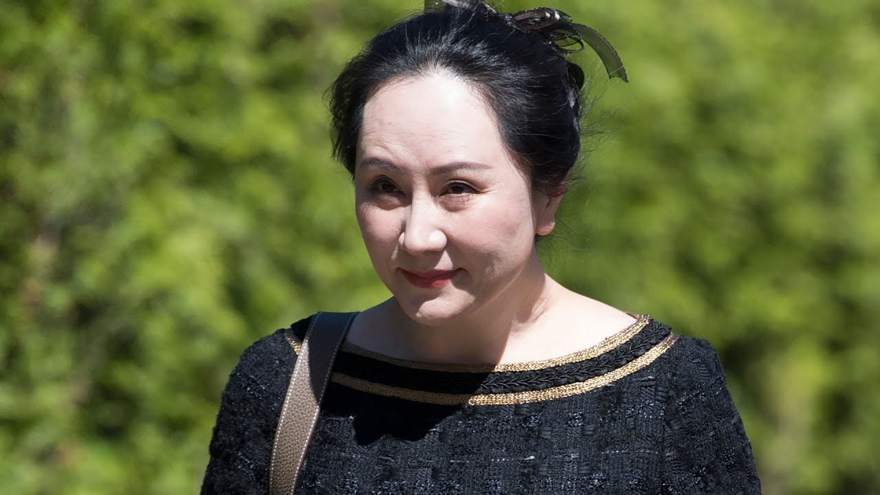 Meng Wanzhou's family granted travel exemption to visit Canada | COVID-19 9