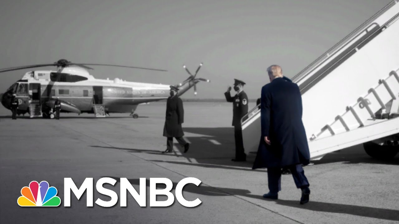 Republicans Finally Abandon Trump Ahead Of Impeachment Vote | The 11th Hour | MSNBC 1