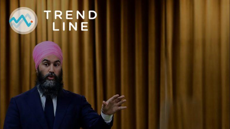 Nik Nanos breaks down political winners and losers in 2020 | TREND LINE 1