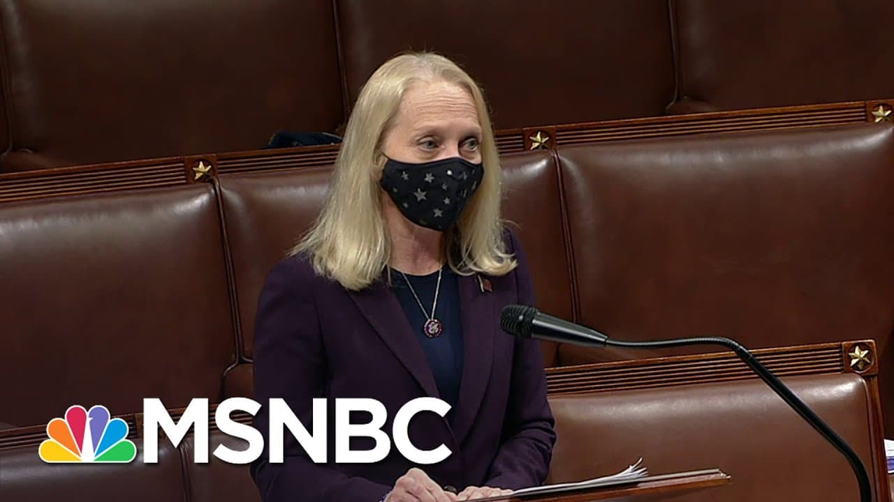 Graphic Details Emerge Of Violence By Trump Rioters; Congress Informed Of New Threats | MSNBC 2