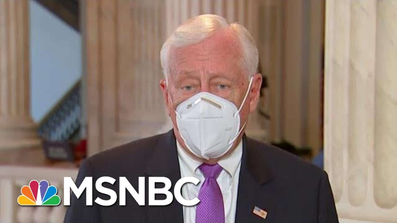 Rep. Hoyer: House Will Send Impeachment Articles To Senate Soon As Possible   Morning Joe   MSNBC 1