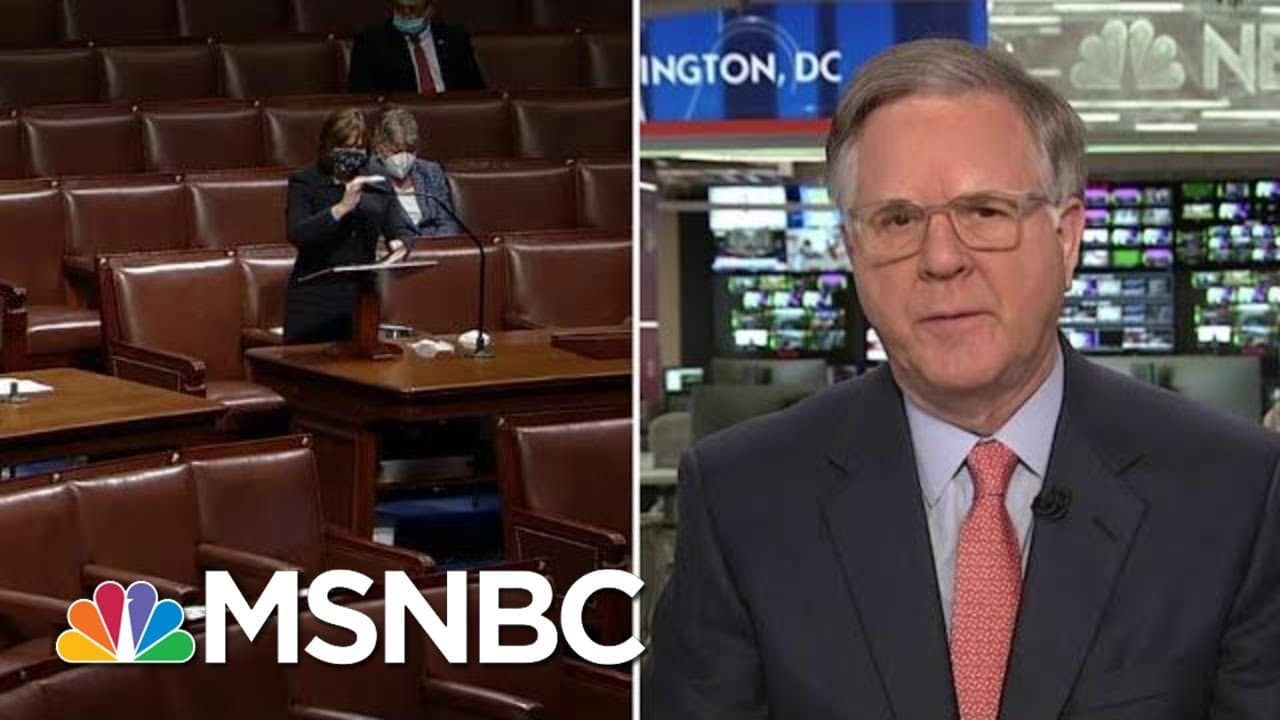 Feds Weighing Sedition And Conspiracy Charges For Capitol Rioters | MTP Daily | MSNBC 3