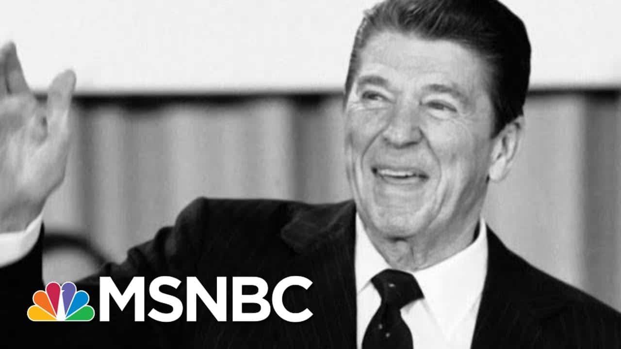 Kurt Andersen On The Economy And The Reagan Revolution   Morning Joe   MSNBC 1