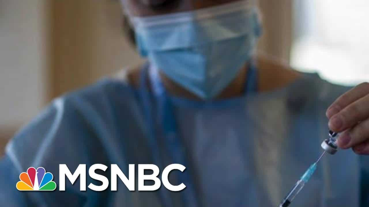 Despite Issues, Vaccine Roll Out Increasing In Speed, Says Doctor   Morning Joe   MSNBC 1