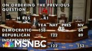 House Democrats Raise Questions On Whether Capitol Rioters Had 'Inside Assistance' | MSNBC 4