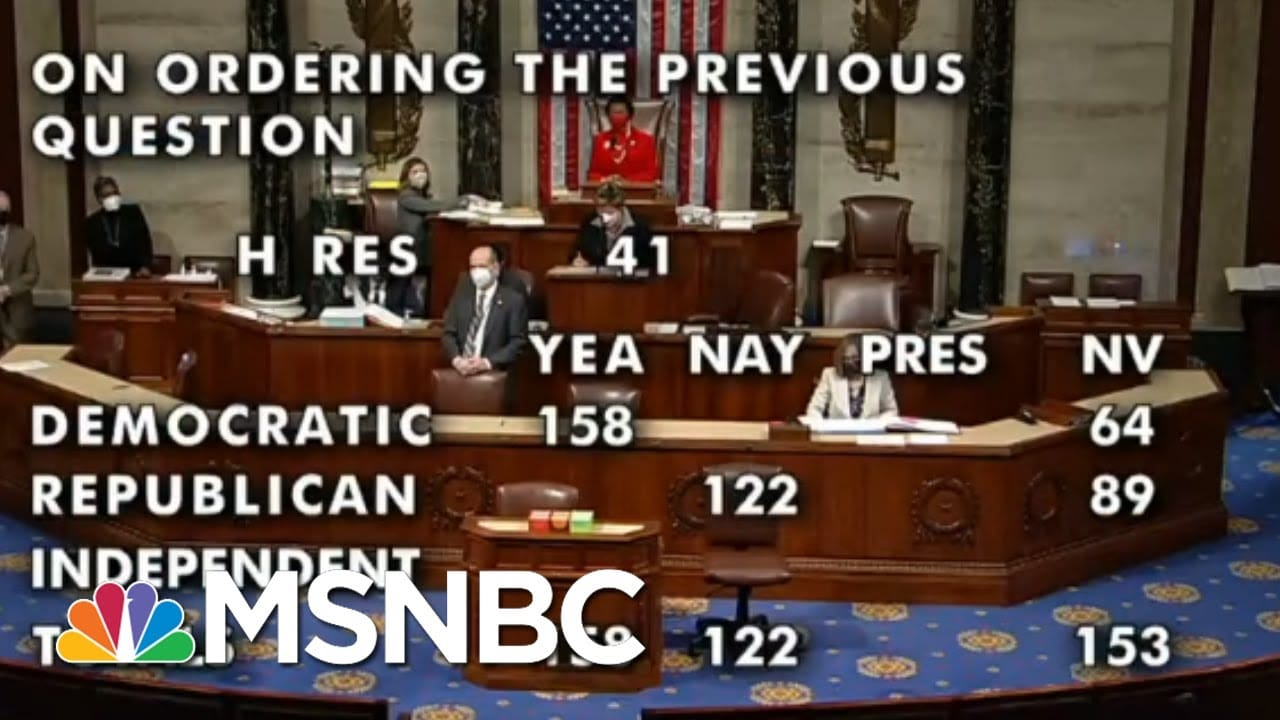 House Democrats Raise Questions On Whether Capitol Rioters Had 'Inside Assistance' | MSNBC 2
