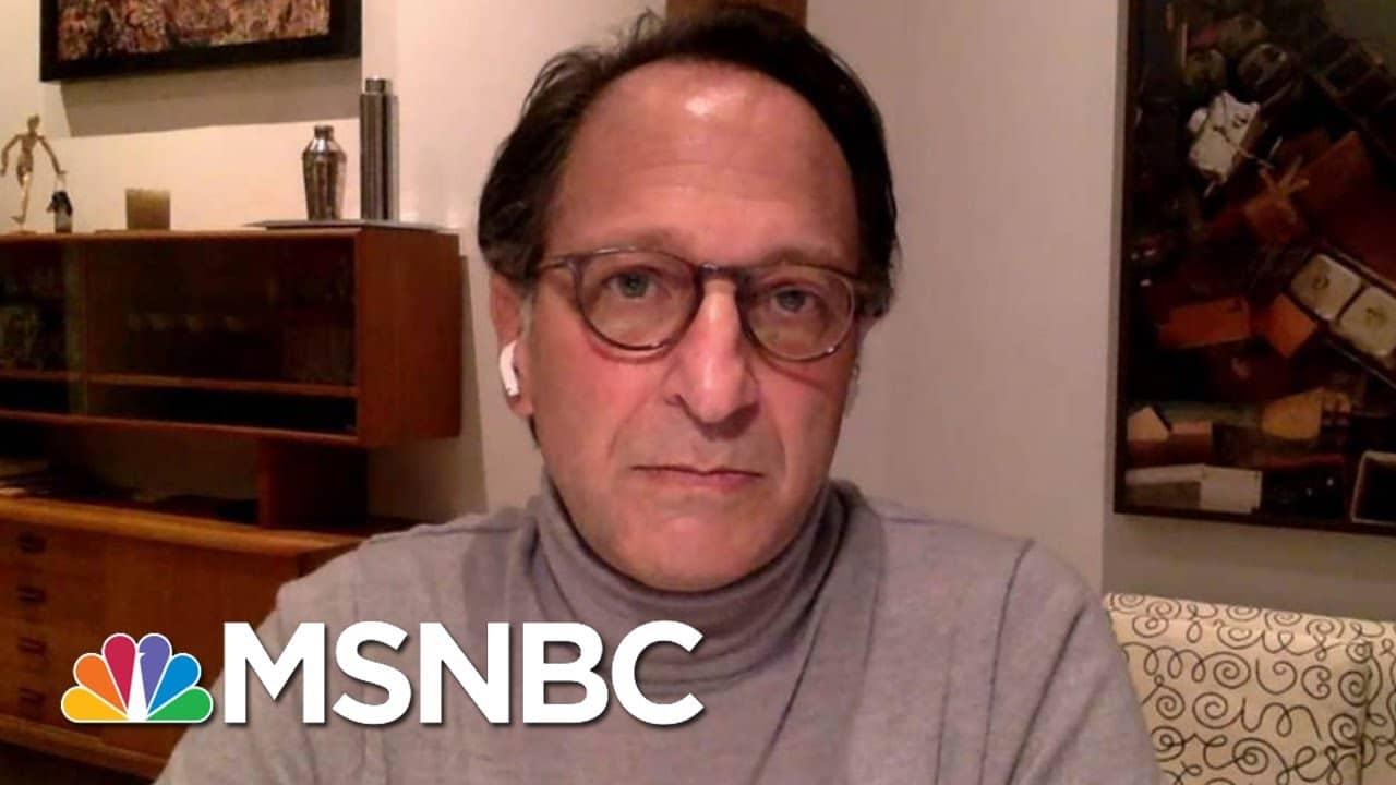 Weissmann: FBI Investigating Rioters For Their Actions, Not First Amendment Speech   MSNBC 1