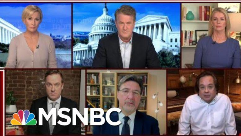 George Conway: Trump's Georgia Call 'Shocking But Not Surprising'   Morning Joe   MSNBC 1
