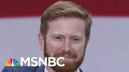 How The Threat Of Violence Has Haunted Politics In The Trump Era | All In | MSNBC 4