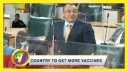Jamaica to Get More Covid Vaccines - January 12 2021 3