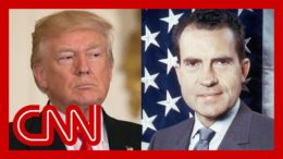 Trump explodes at Nixon comparisons as he prepares to leave office 7