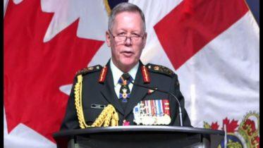 Gen. Jonathan Vance's final speech as commander of Canada's military 6