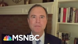 Rep. Schiff: I Have 'Profound Concerns' Over Safety Of Congress Members | The Last Word | MSNBC 7