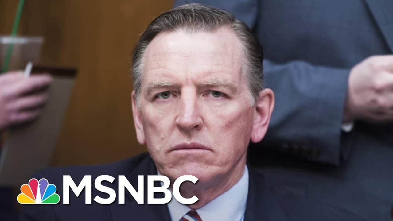 Brother Of Rep. Paul Gosar: 'He Thumbed His Nose At His Oath' | The Last Word | MSNBC 1