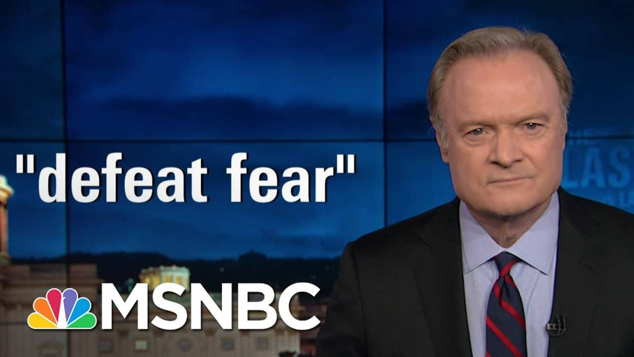 Lawrence: 'Never Forget' Those Who Enabled Trump | The Last Word | MSNBC 1