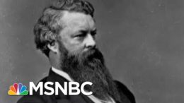 Yes, Impeachment After Leaving Office Is A Thing. Just Ask William Belknap | Rachel Maddow | MSNBC 4