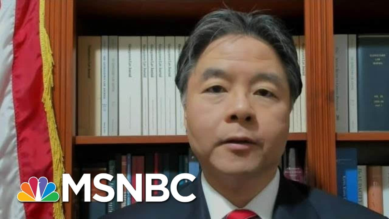 Rep. Lieu: The Senate Could Have A Trial On Friday   Morning Joe   MSNBC 1