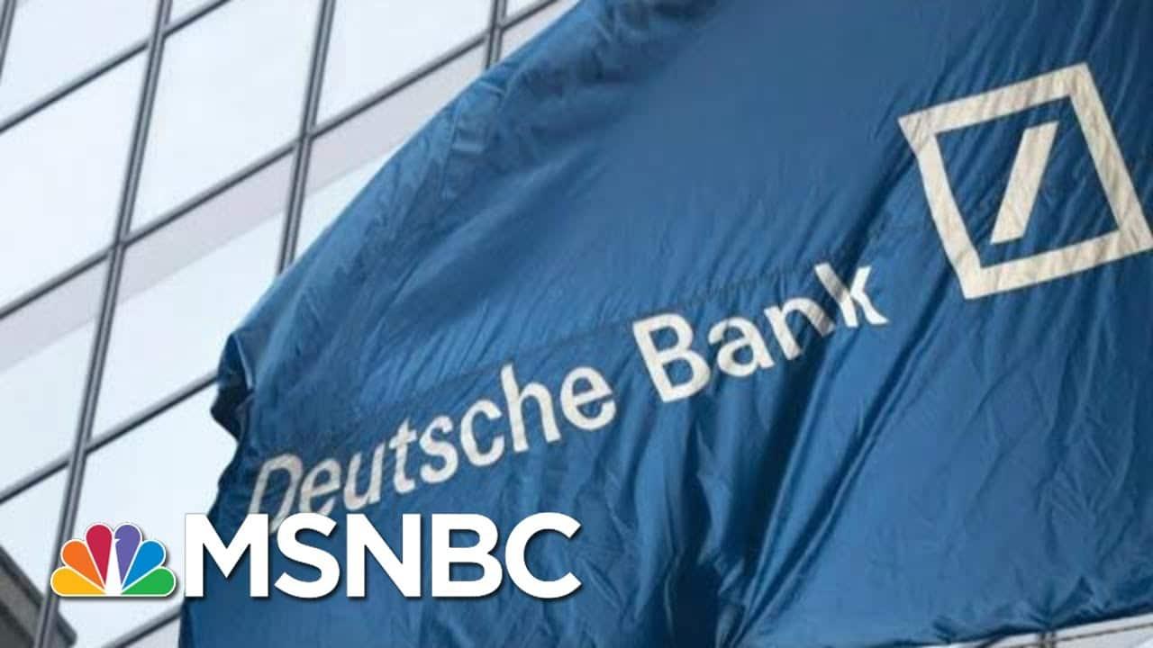 Business Backlash Against The President Snowballs | Morning Joe | MSNBC 1