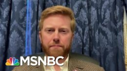 Rep. Meijer Says Decision To Support Impeachment Was A 'Vote Of Conscience' | Hallie Jackson | MSNBC 2