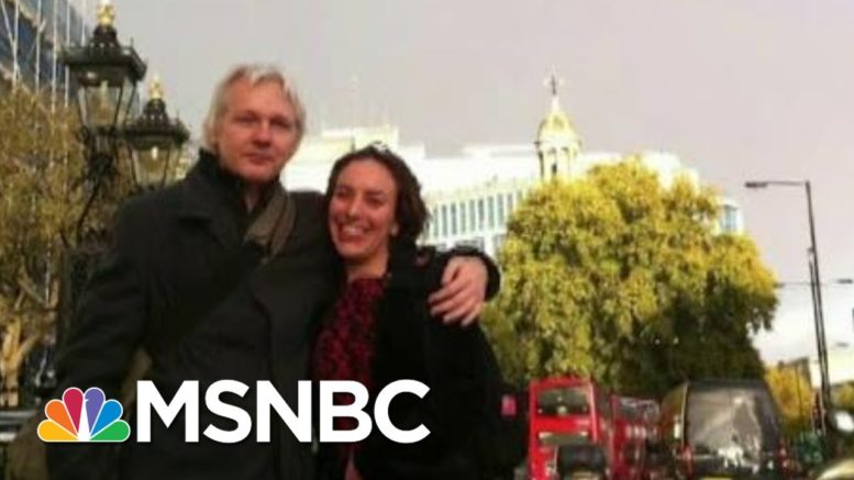 Julian Assange Cannot Be Extradited To US, UK Court Rules   Morning Joe   MSNBC 1