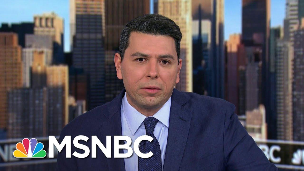 Dozens On FBI Terrorist Watch List In DC On Day Of Riots | Ayman Mohyeldin | MSNBC 1