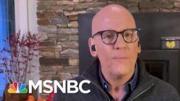 Heilemann: We May Be In Most Dangerous Period Of Trump's Presidency | Morning Joe | MSNBC 3