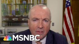 NJ Governor: We Have Less Covid-19 Vaccines 'That We Were Anticipating' | Deadline | MSNBC 4