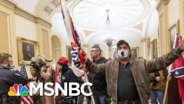 Trump On Trial For A Riot: A Charge That Could Bring Him Down | The Beat With Ari Melber | MSNBC 6