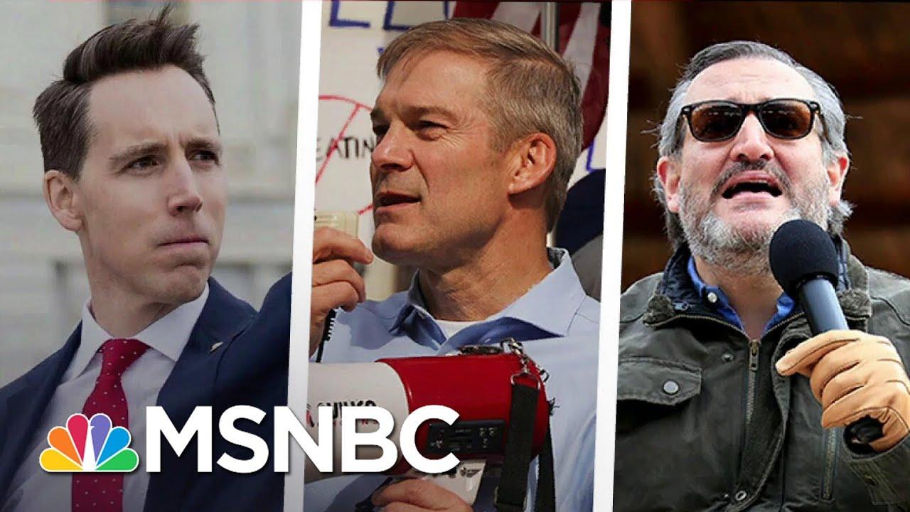 Chris Hayes: Why Republicans Must Rebuke Trump's Big Lie | All In | MSNBC 8