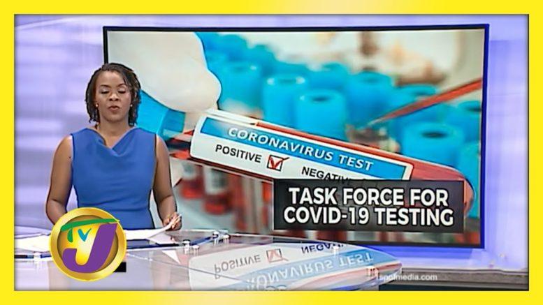 Jamaica to Boost Covid Testing Capacity - January 13 2021 1