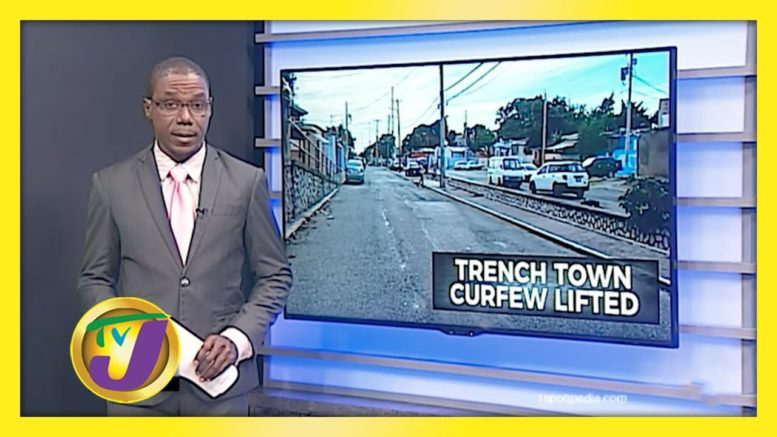Trenchtown Residents Express Fear - January 13 2021 1