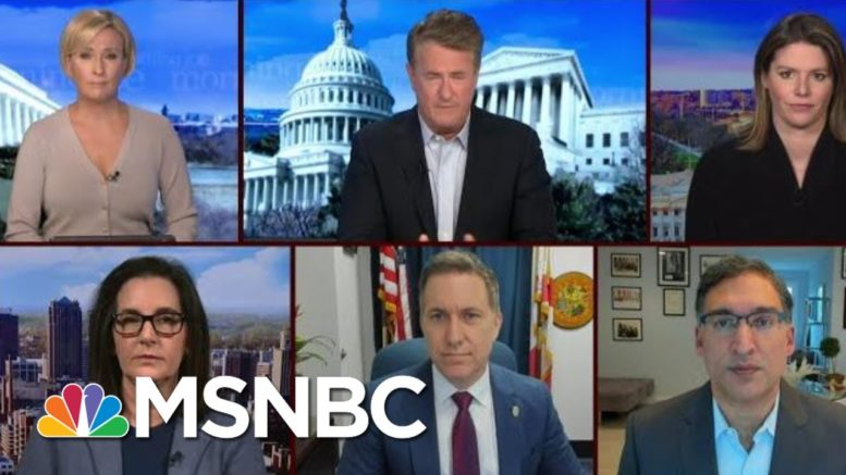 Why It 'Sure Looks' Like Trump Committed Crime With Call | Morning Joe | MSNBC 1